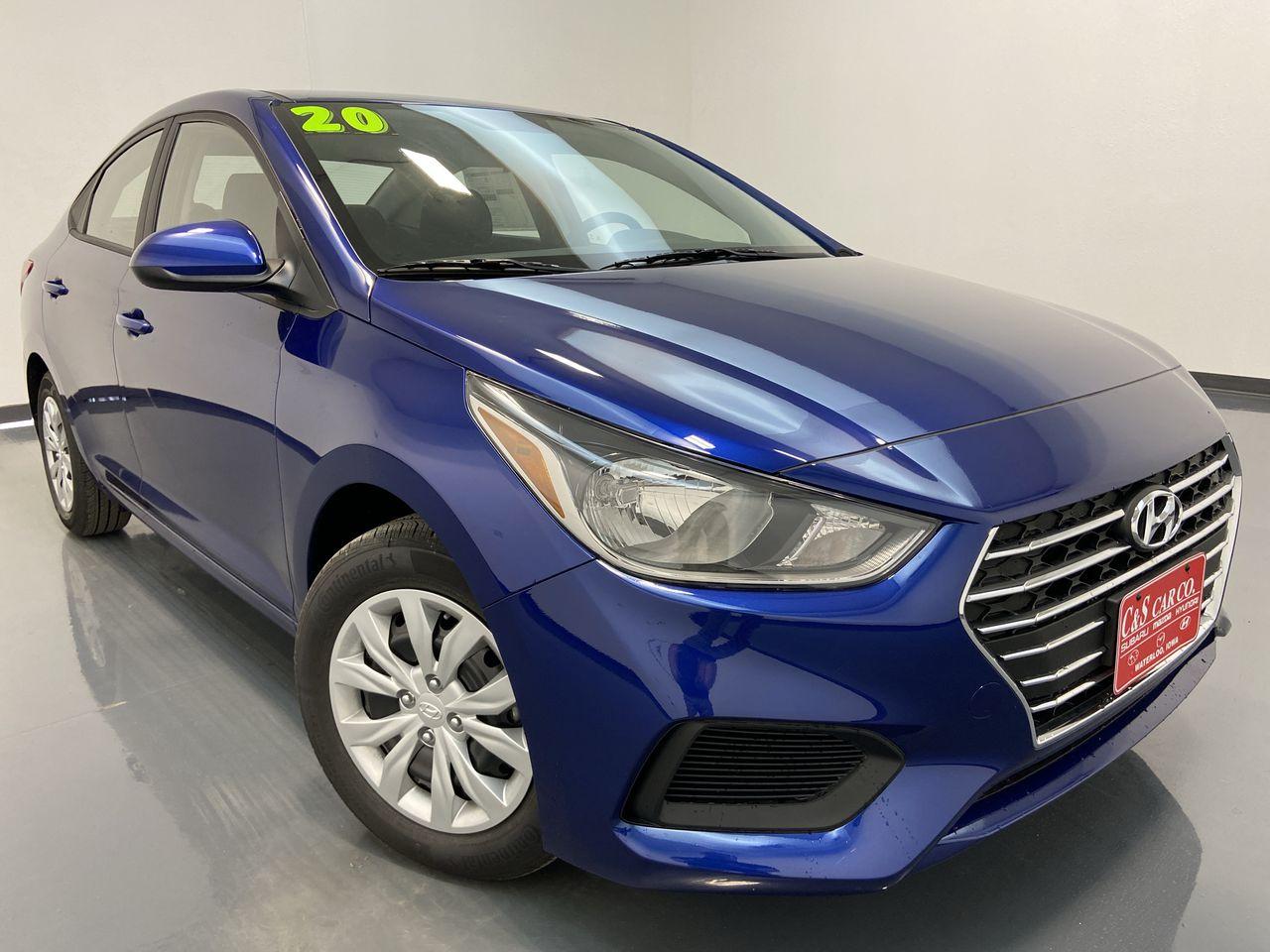 2020 Hyundai Accent 4D Sedan at  - HY8440  - C & S Car Company