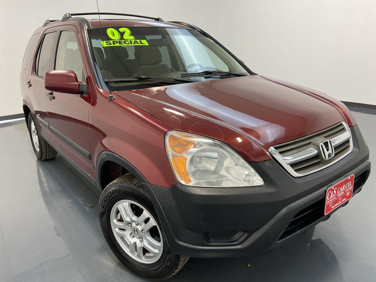 2002 Honda CR-V  - SB8252B  - C & S Car Company