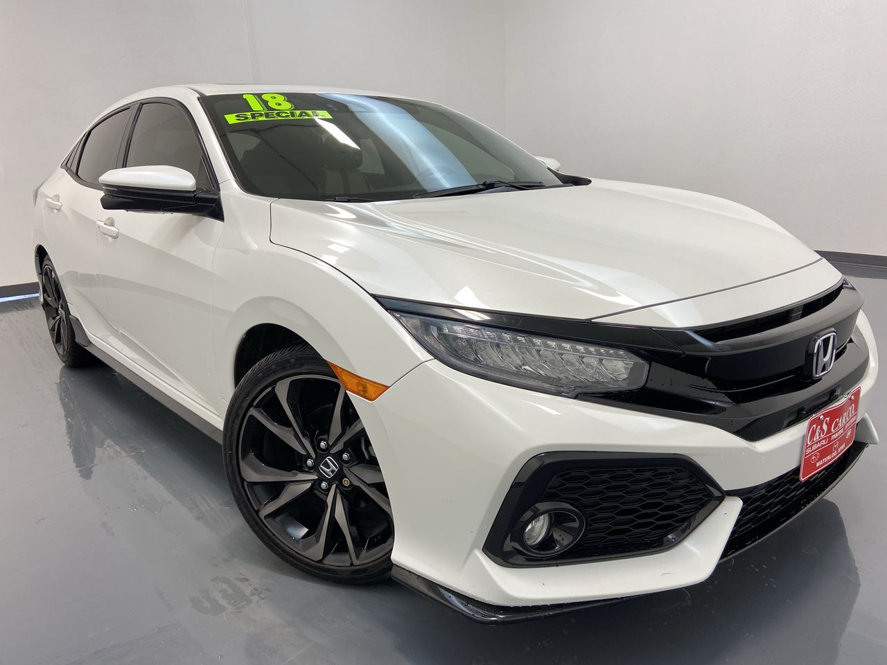 2018 Honda Civic Hatchback 4D Hatchback at  - SB8799A  - C & S Car Company