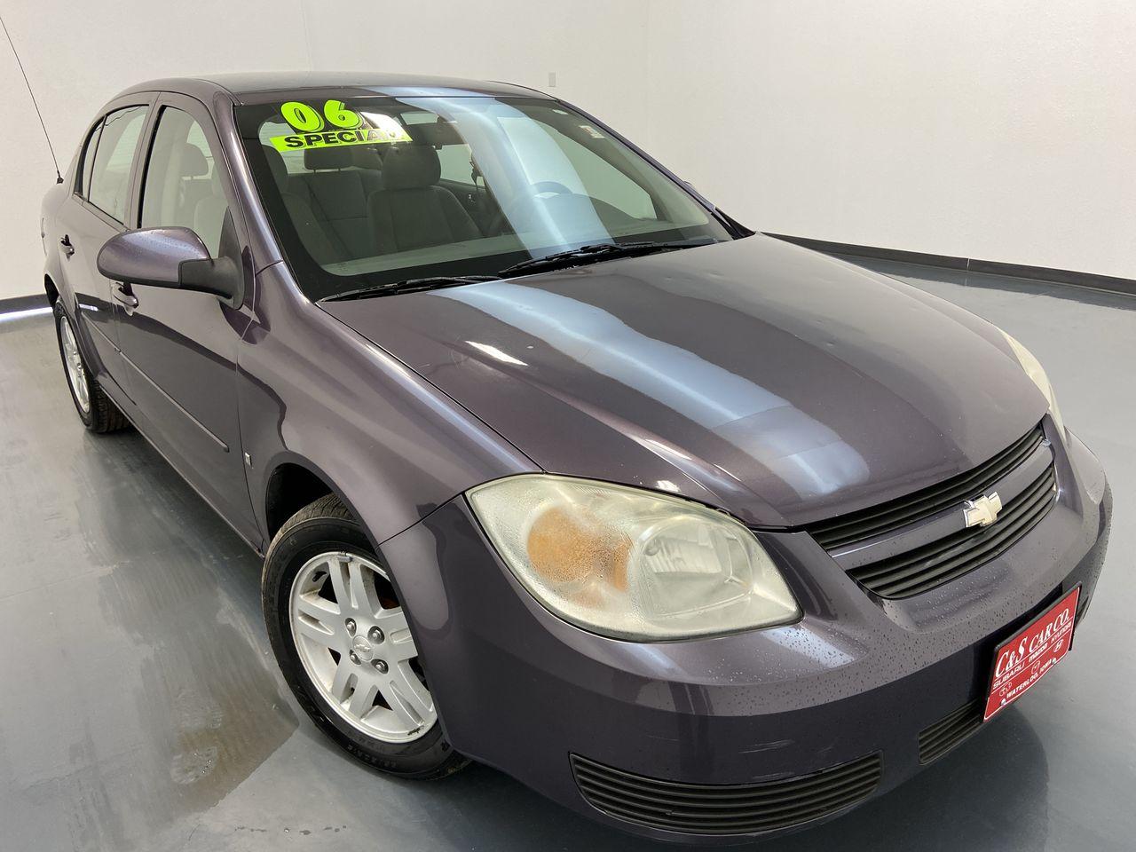 2006 Chevrolet Cobalt 4D Sedan  - SB8556B  - C & S Car Company