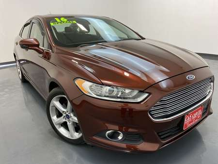 2016 Ford Fusion 4D Sedan for Sale  - GS1019A  - C & S Car Company