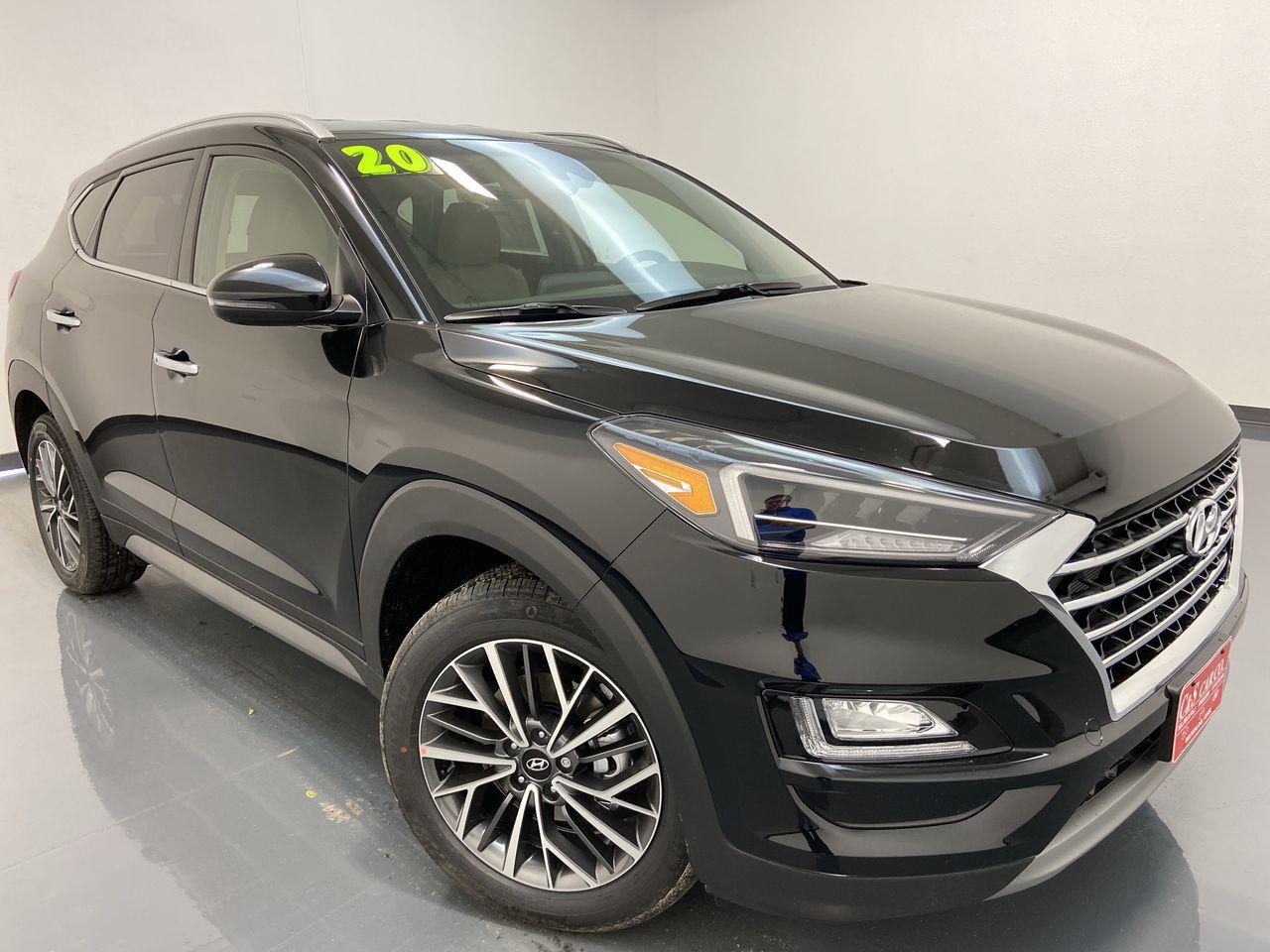 2020 Hyundai Tucson  - HY8442  - C & S Car Company