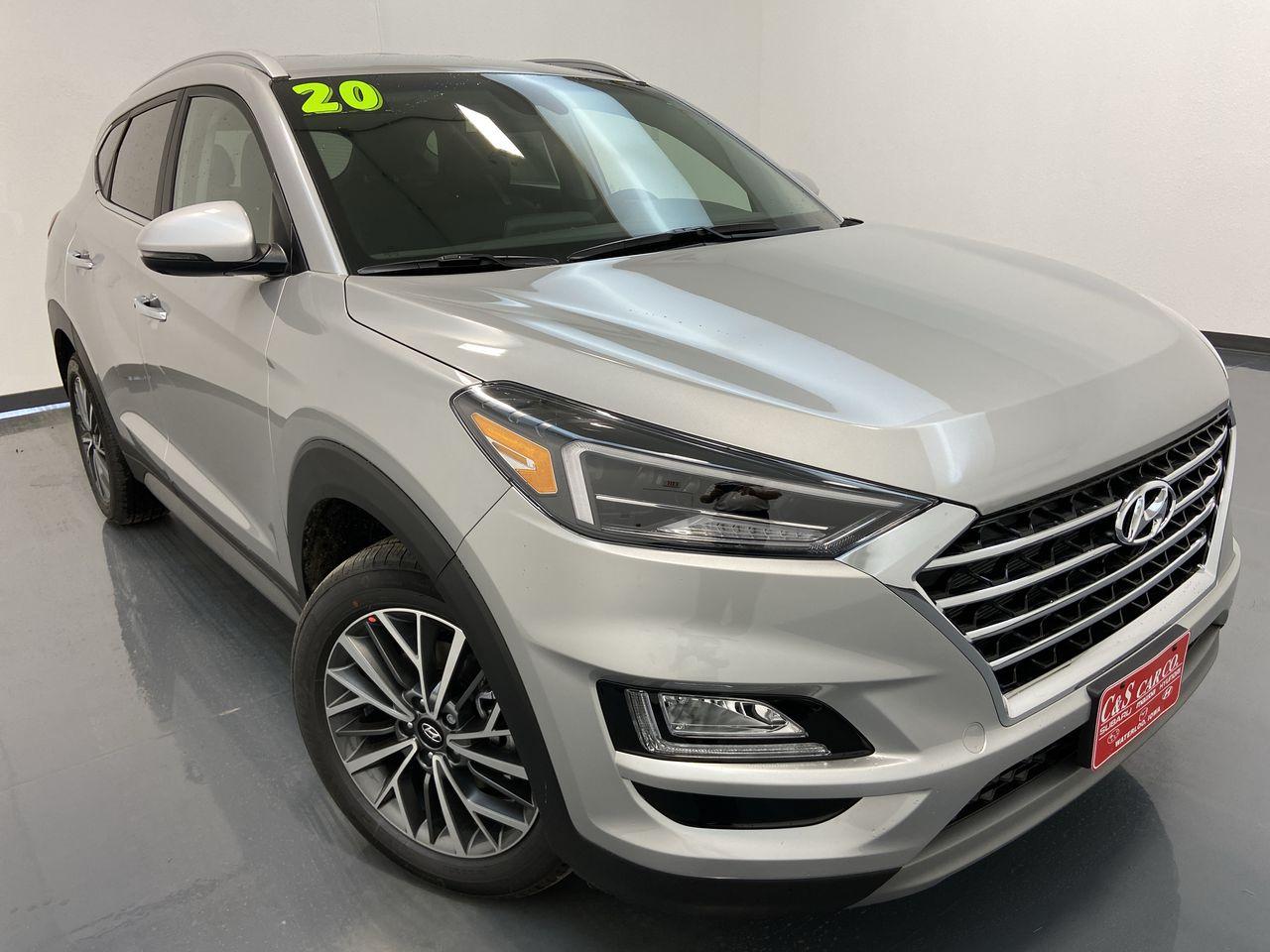 2020 Hyundai Tucson  - HY8441  - C & S Car Company