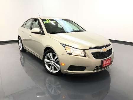 2011 Chevrolet Cruze 4D Sedan for Sale  - R16240  - C & S Car Company