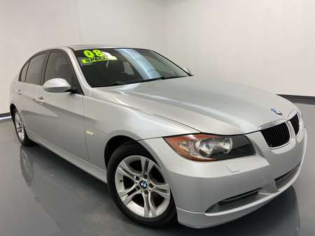 2008 BMW 3 Series 4D Sedan for Sale  - HY8422B  - C & S Car Company