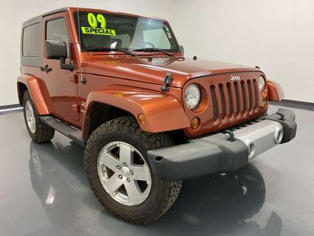 2009 Jeep Wrangler 2D SUV 4WD for Sale  - MA3211B  - C & S Car Company