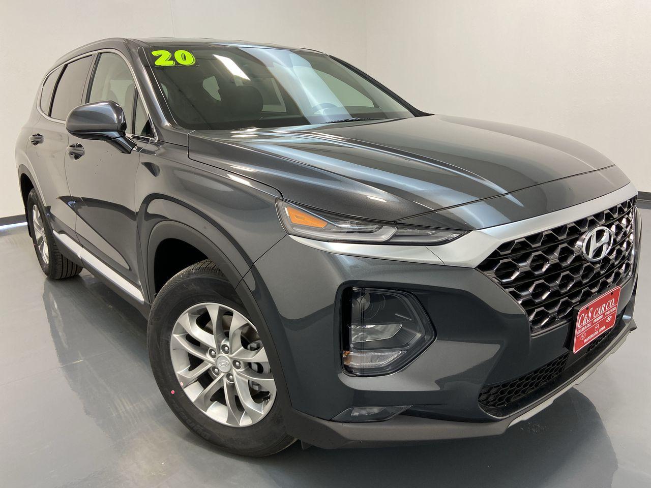 2020 Hyundai Santa Fe  - HY8450  - C & S Car Company
