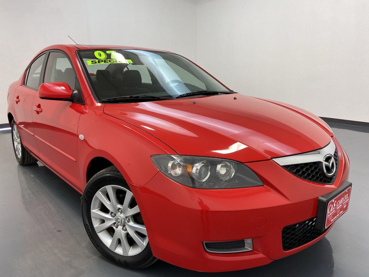 2007 Mazda Mazda3 4D Sedan  - 16243  - C & S Car Company