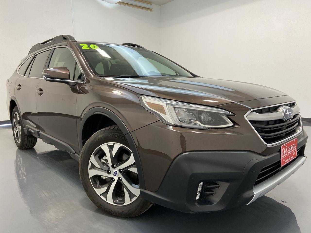 2020 Subaru Outback  - SB8838  - C & S Car Company