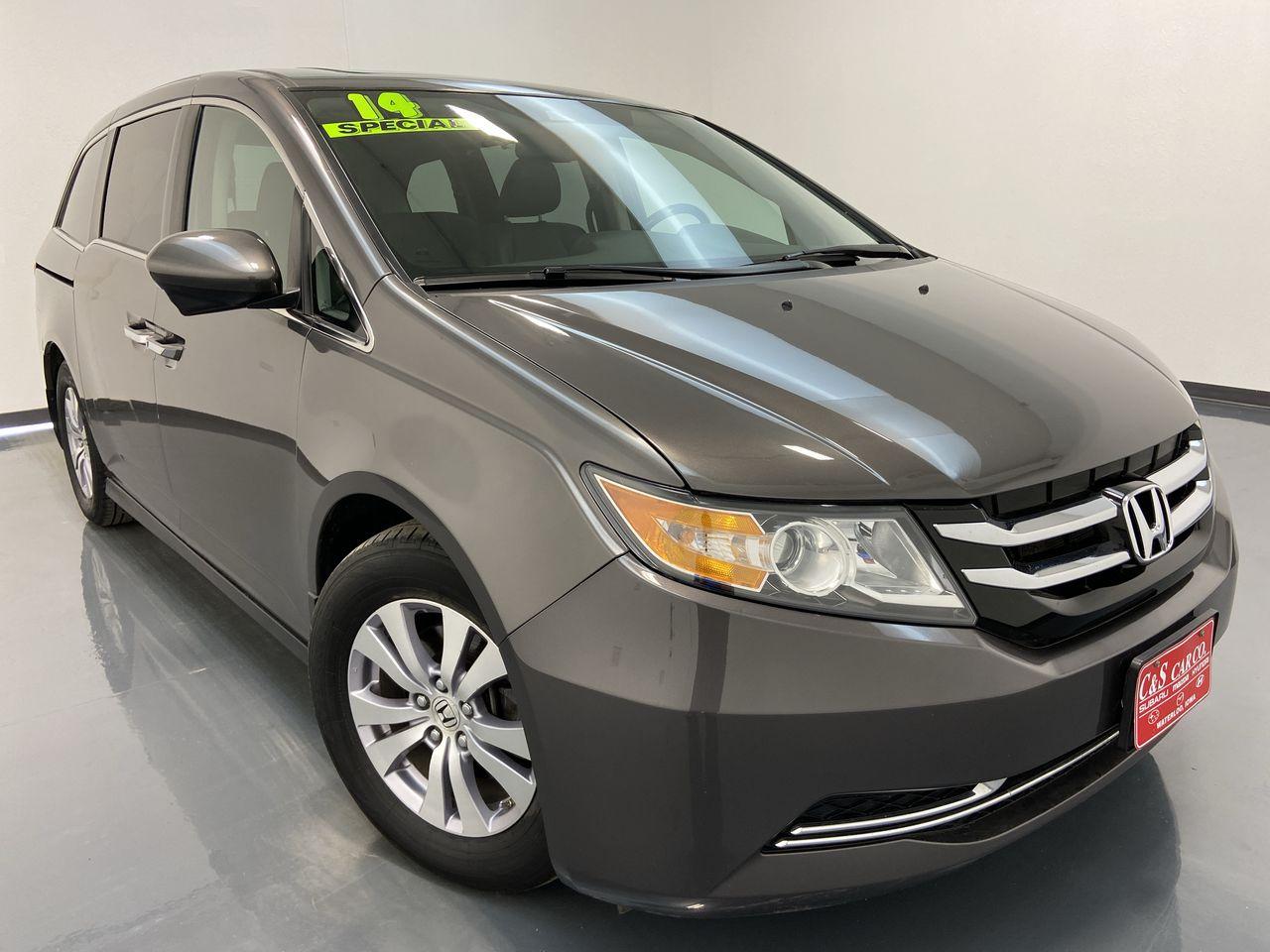 2014 Honda Odyssey Wagon  - SC8287A  - C & S Car Company