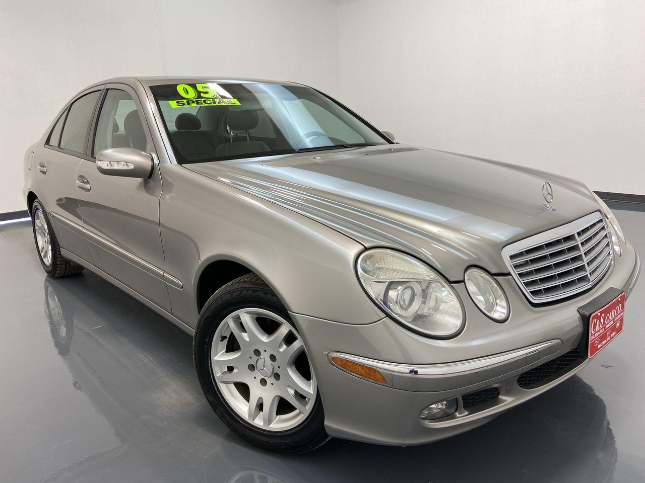 2005 Mercedes-Benz E-Class  - C & S Car Company