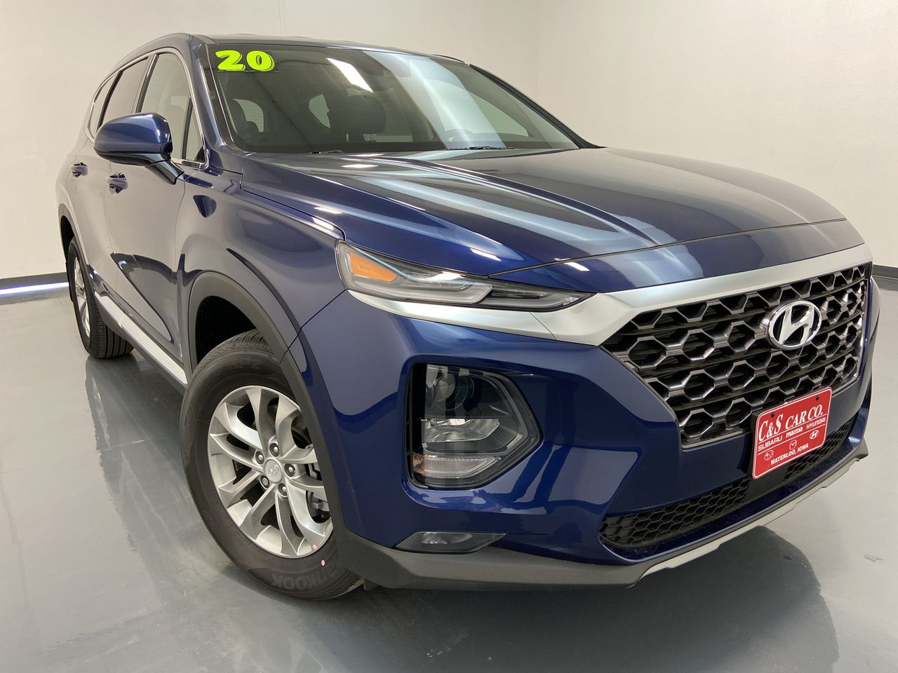 2020 Hyundai Santa Fe  - HY8457  - C & S Car Company