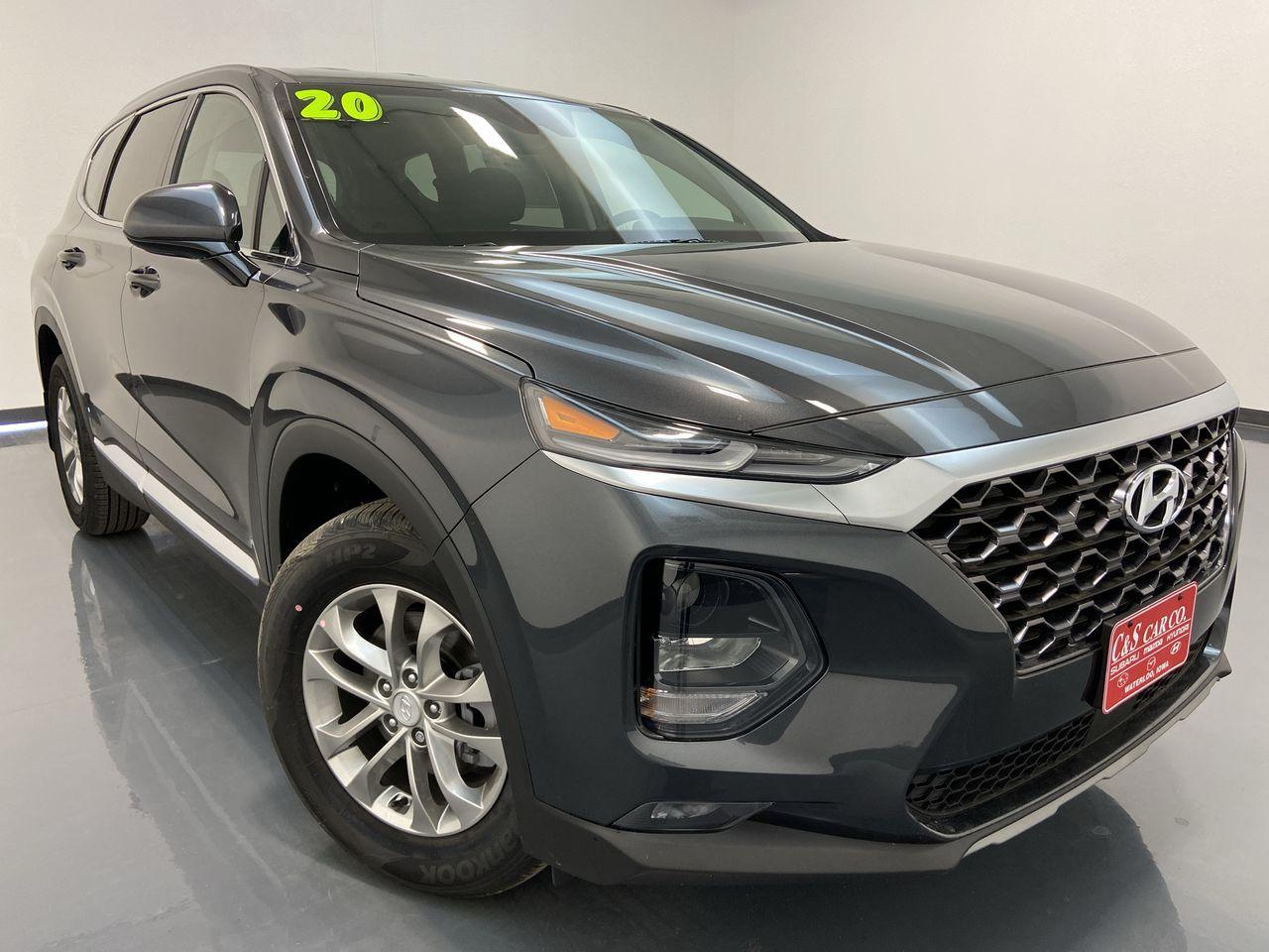 2020 Hyundai Santa Fe  - HY8456  - C & S Car Company