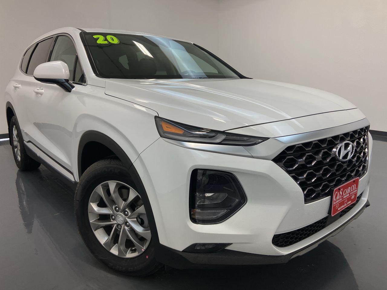 2020 Hyundai Santa Fe  - HY8455  - C & S Car Company