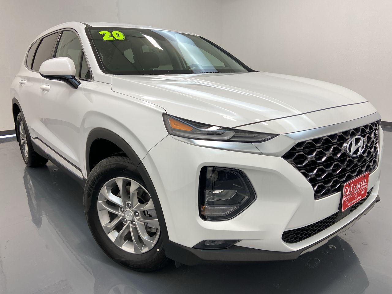 2020 Hyundai Santa Fe  - HY8454  - C & S Car Company