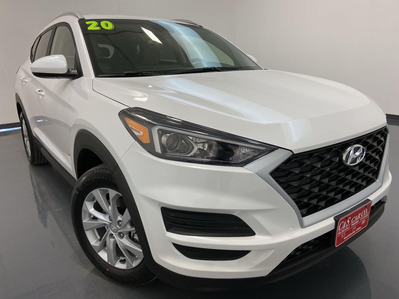 2020 Hyundai Tucson  - HY8453  - C & S Car Company