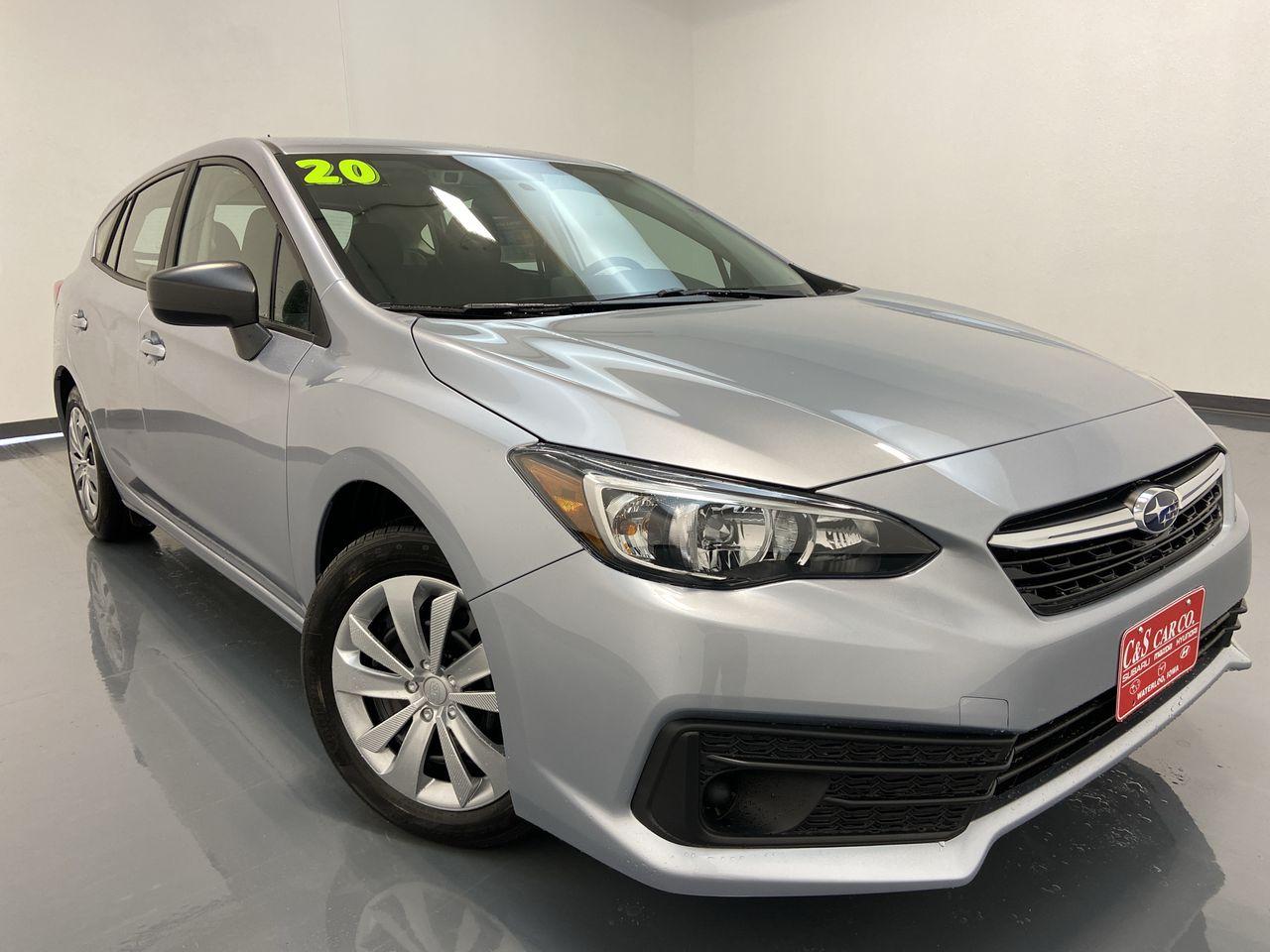 2020 Subaru Impreza  - SB8860  - C & S Car Company