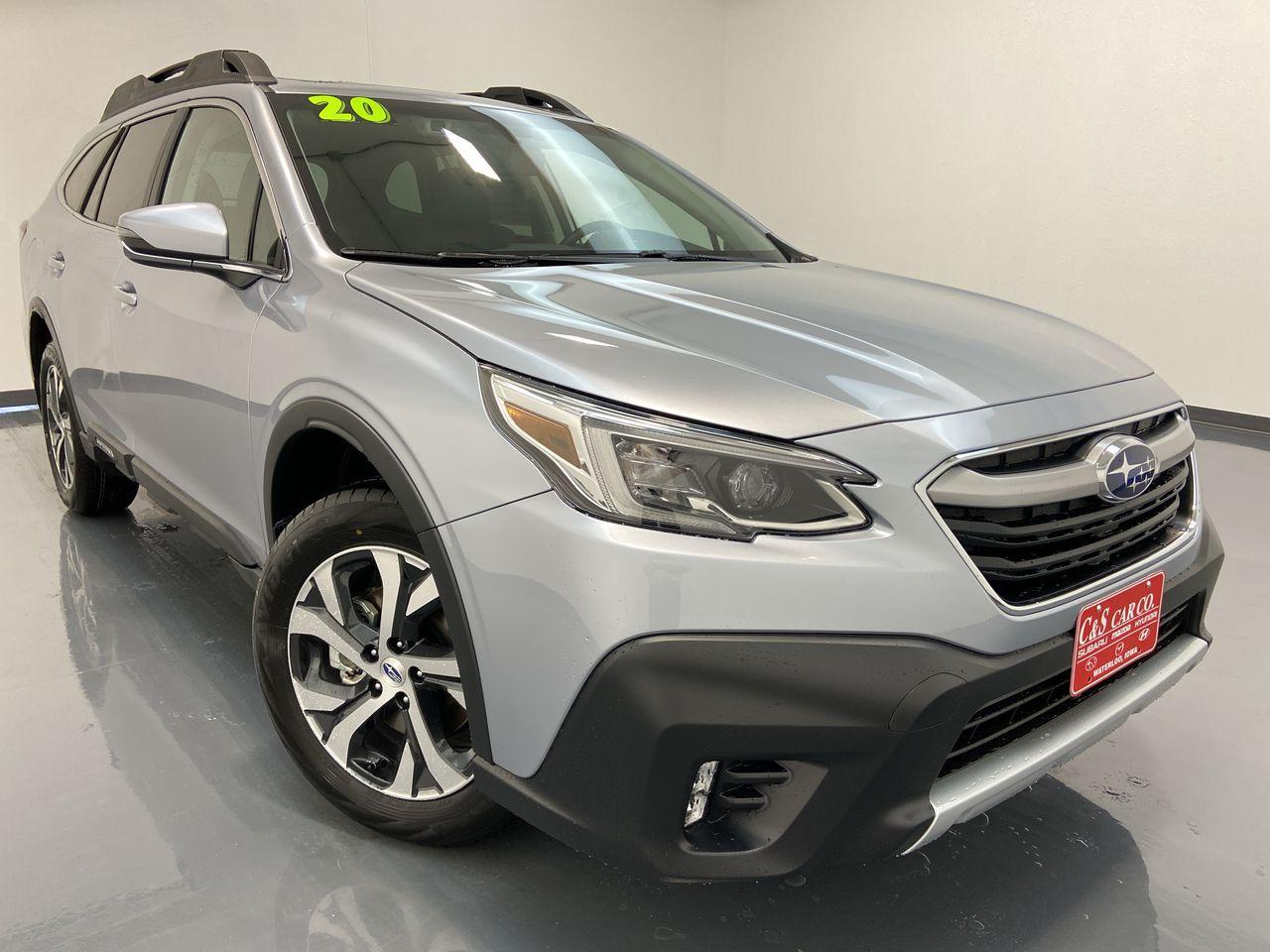 2020 Subaru Outback  - SB8855  - C & S Car Company