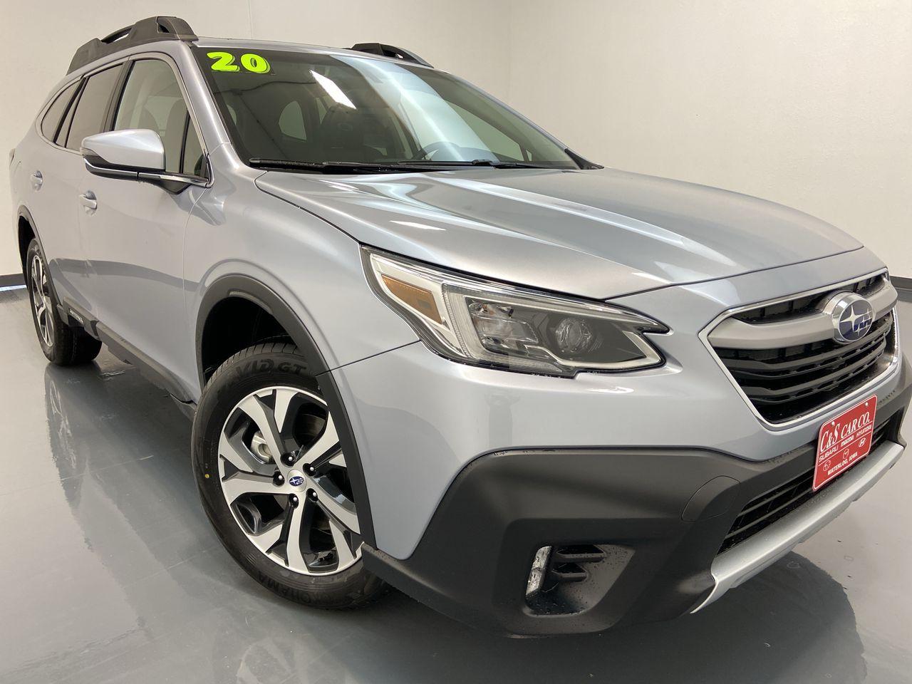 2020 Subaru Outback  - SB8853  - C & S Car Company