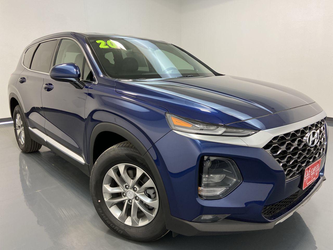 2020 Hyundai Santa Fe  - HY8463  - C & S Car Company