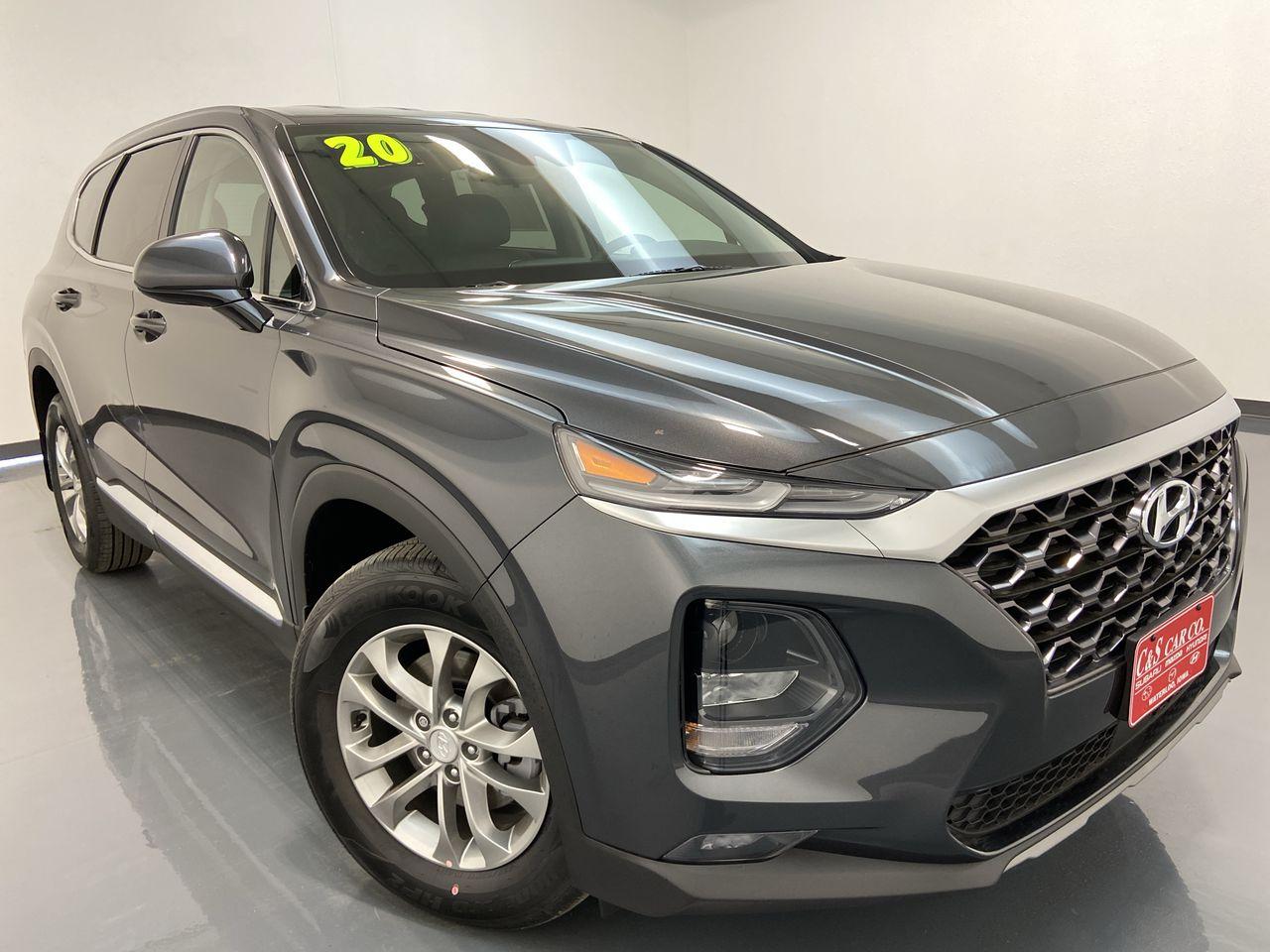 2020 Hyundai Santa Fe  - HY8462  - C & S Car Company