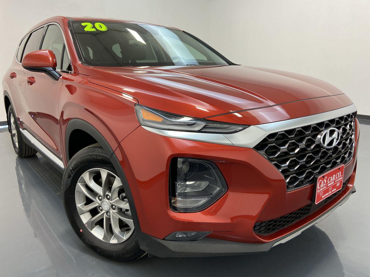 2020 Hyundai Santa Fe  - HY8461  - C & S Car Company