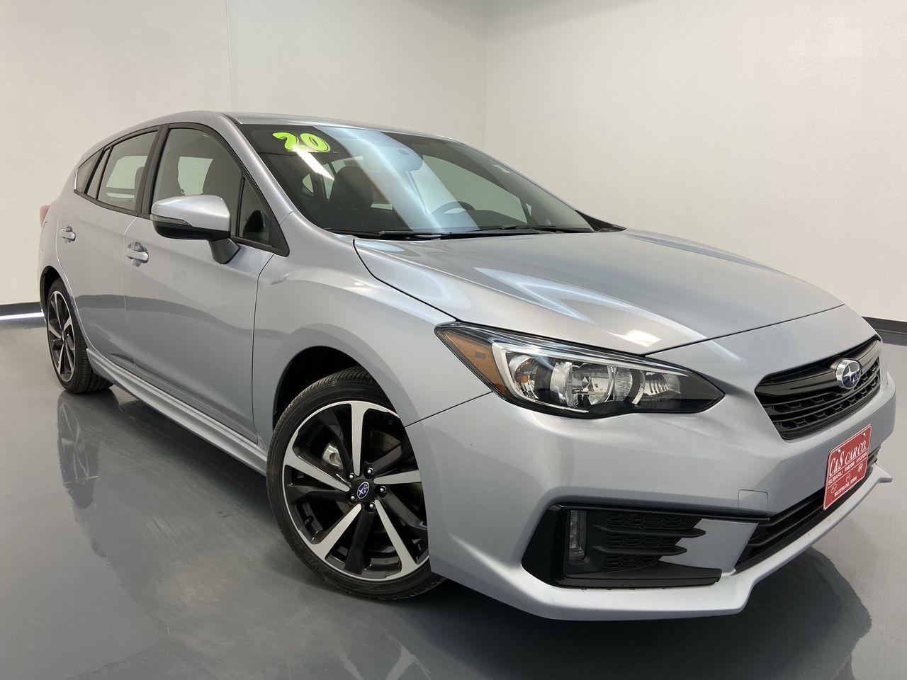 2020 Subaru Impreza  - SB8866  - C & S Car Company