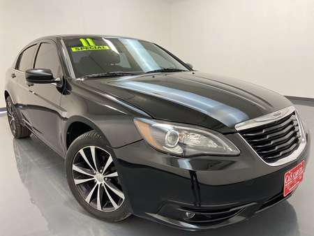 2011 Chrysler 200 4D Sedan for Sale  - SB8539B  - C & S Car Company