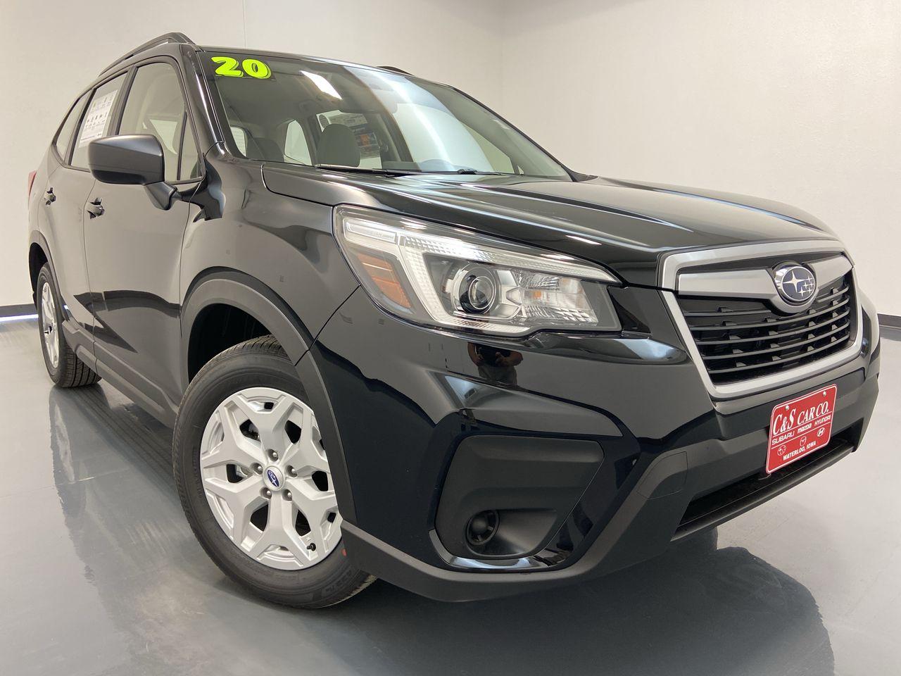 2020 Subaru Forester  - SB8876  - C & S Car Company