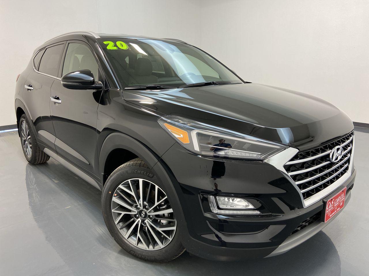 2020 Hyundai Tucson  - HY8469  - C & S Car Company