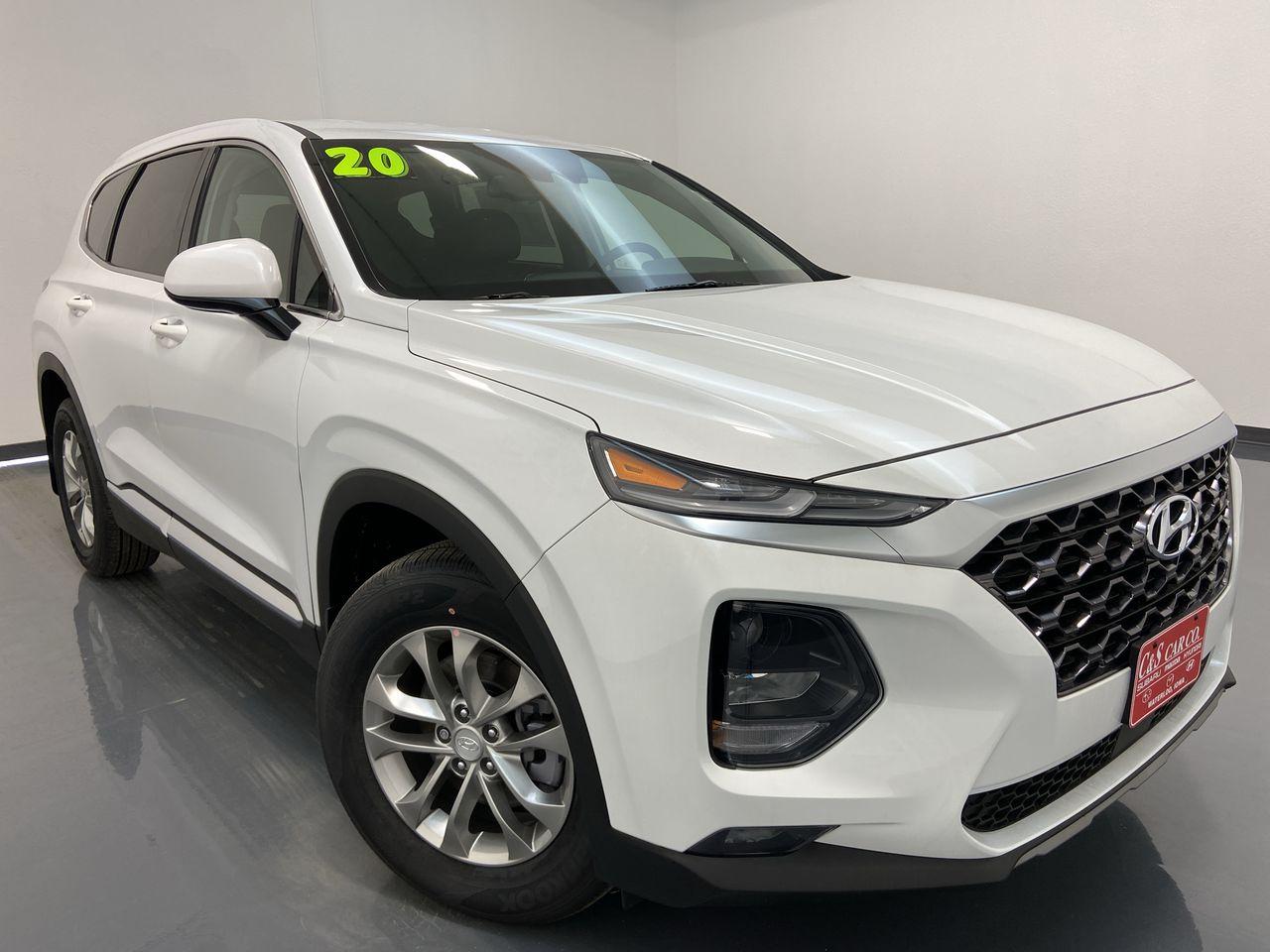 2020 Hyundai Santa Fe  - HY8467  - C & S Car Company