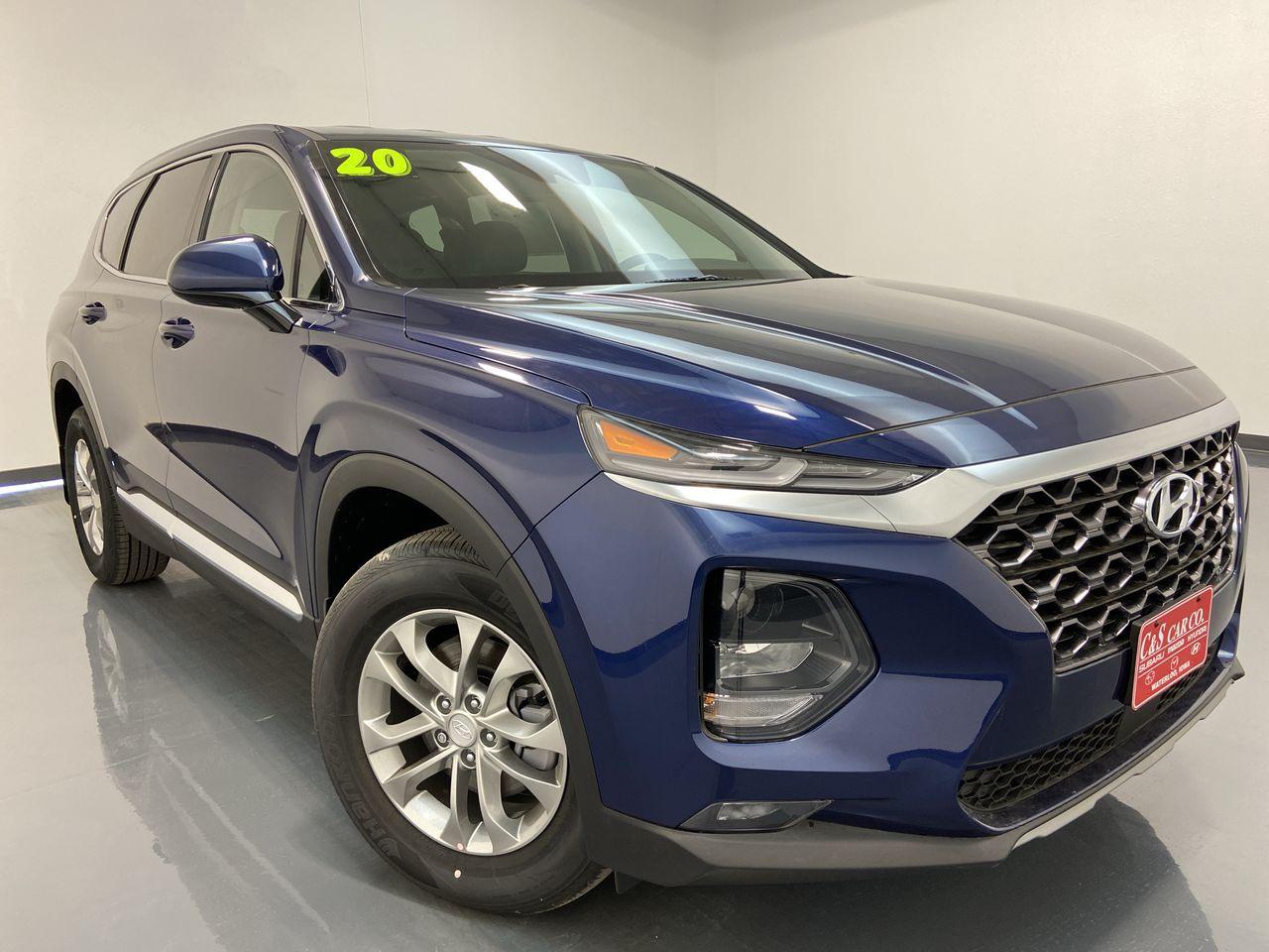 2020 Hyundai Santa Fe  - HY8466  - C & S Car Company