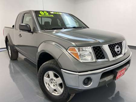 2005 Nissan Frontier 4WD  for Sale  - SB8823B  - C & S Car Company