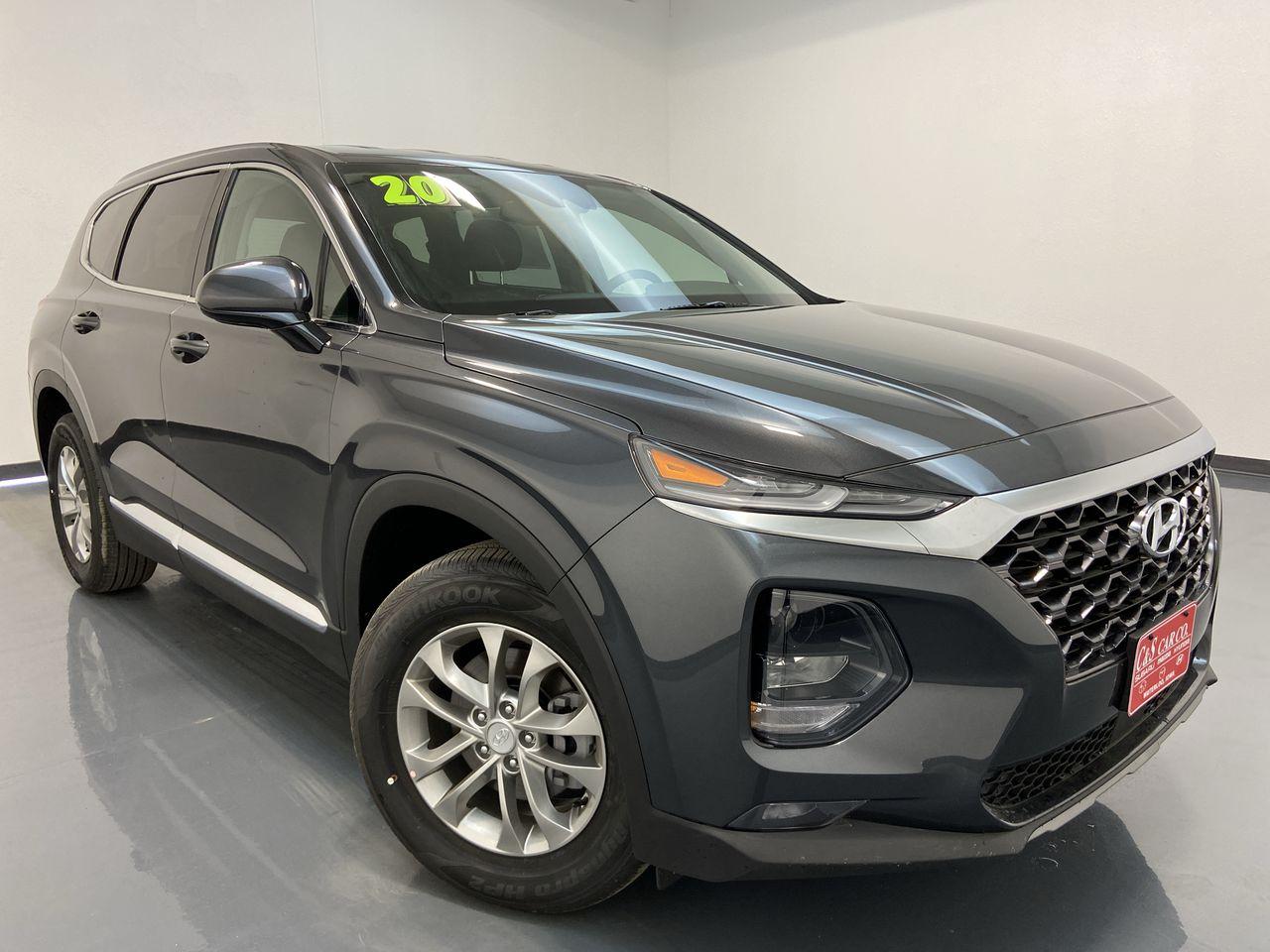 2020 Hyundai Santa Fe  - HY8474  - C & S Car Company