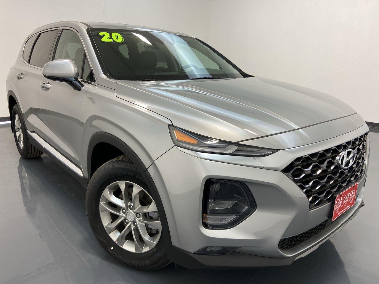 2020 Hyundai Santa Fe  - HY8476  - C & S Car Company