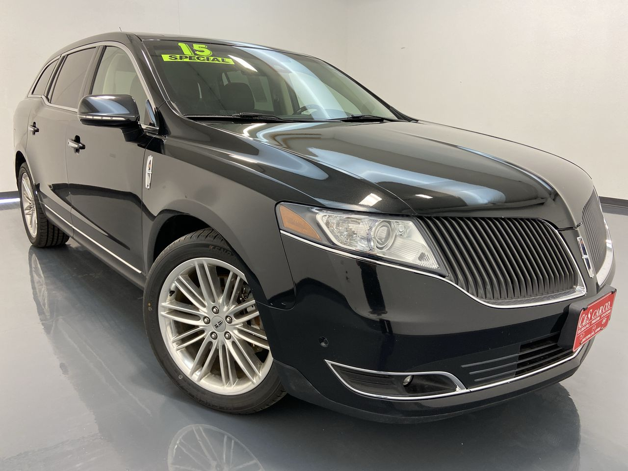 2015 Lincoln MKT 4D SUV AWD EcoBoost  - HY8268A  - C & S Car Company