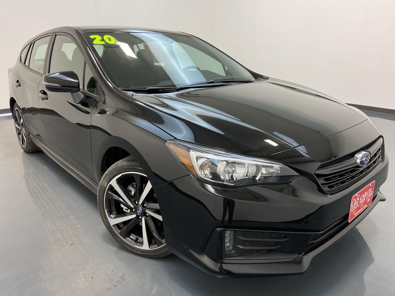 2020 Subaru Impreza  - SB8912  - C & S Car Company
