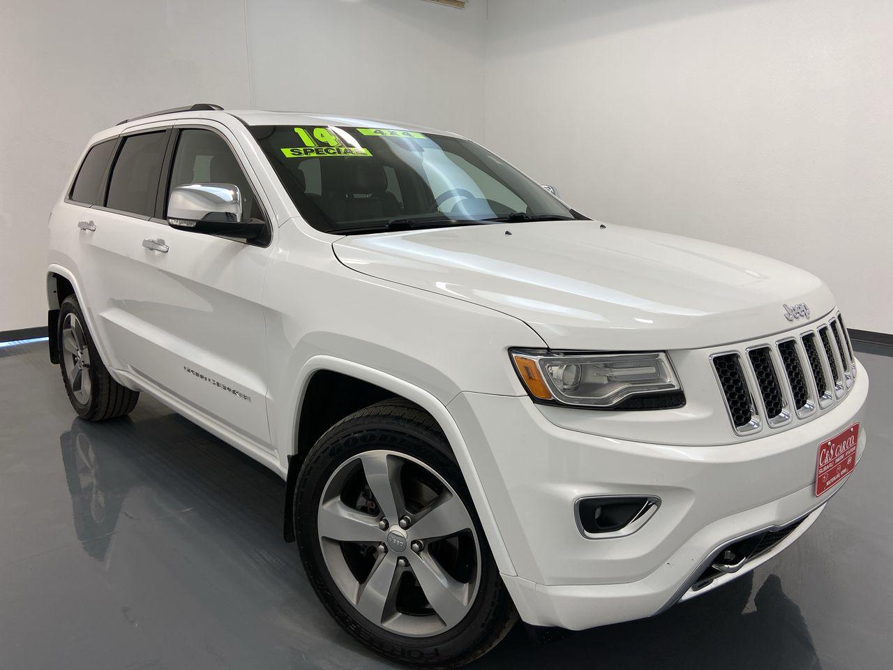 2014 Jeep Grand Cherokee  - C & S Car Company