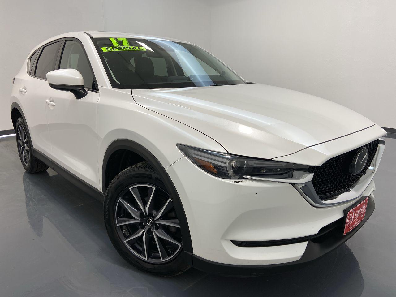 2017 Mazda CX-5  - MA3365A  - C & S Car Company