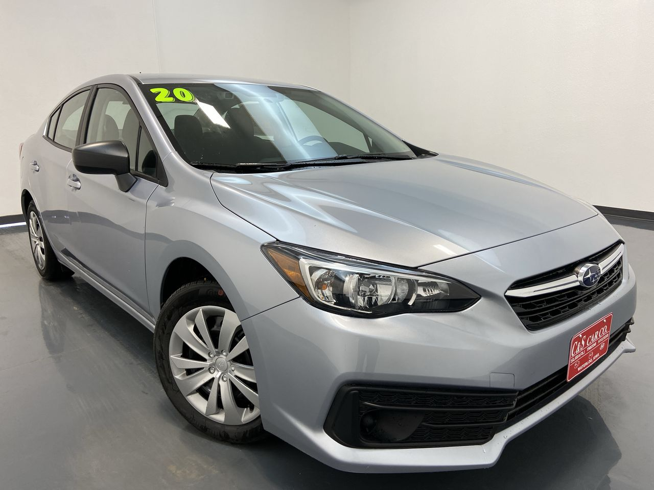 2020 Subaru Impreza  - C & S Car Company