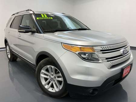 2011 Ford Explorer 4D SUV 4WD for Sale  - SB8901A  - C & S Car Company