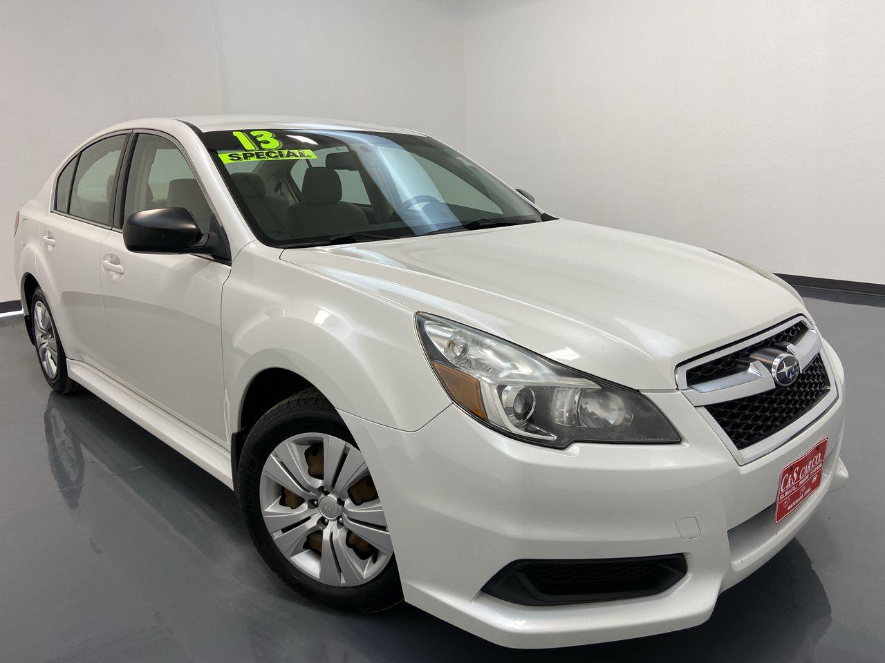 2013 Subaru Legacy  - SC7207A  - C & S Car Company