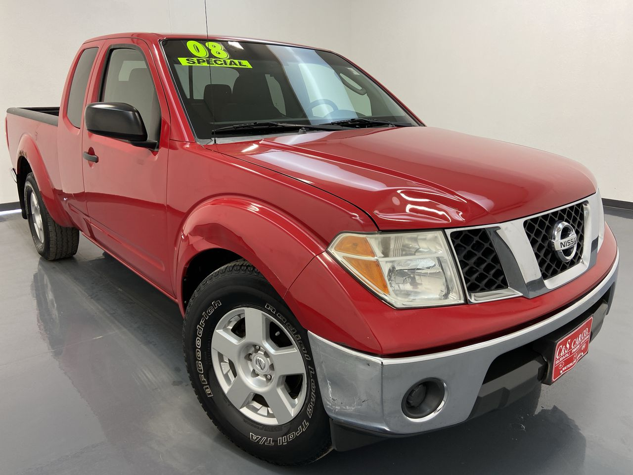 2008 Nissan Frontier King Cab V6  - 16111A  - C & S Car Company