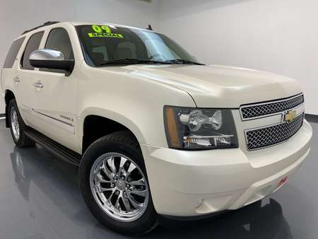 2009 Chevrolet Tahoe 4D SUV 4WD for Sale  - SB8413B  - C & S Car Company
