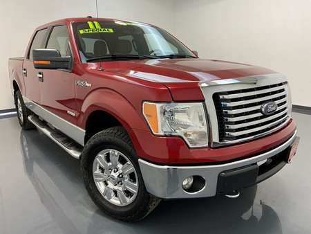 2011 Ford F-150 Supercrew 4WD for Sale  - 16104A  - C & S Car Company