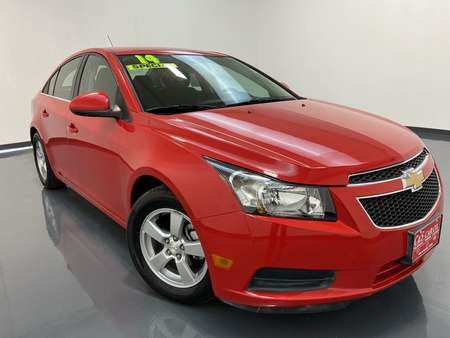 2014 Chevrolet Cruze 4D Sedan for Sale  - HY8368A  - C & S Car Company
