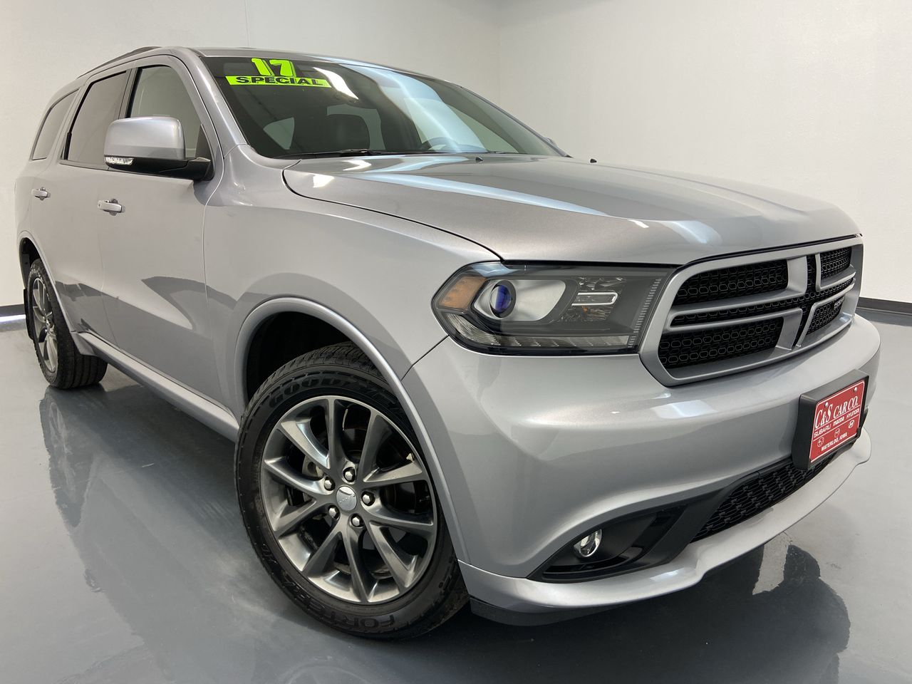 2017 Dodge Durango  - C & S Car Company