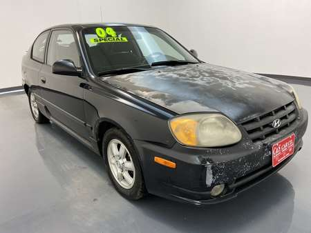 2004 Hyundai Accent  for Sale  - 16002B2  - C & S Car Company