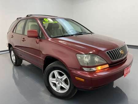 2000 Lexus RX 300  for Sale  - SB8754B  - C & S Car Company