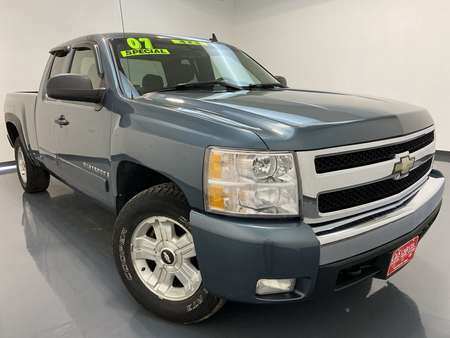 2007 Chevrolet Silverado 1500 Ext Cab 4WD 4D for Sale  - 16259A  - C & S Car Company